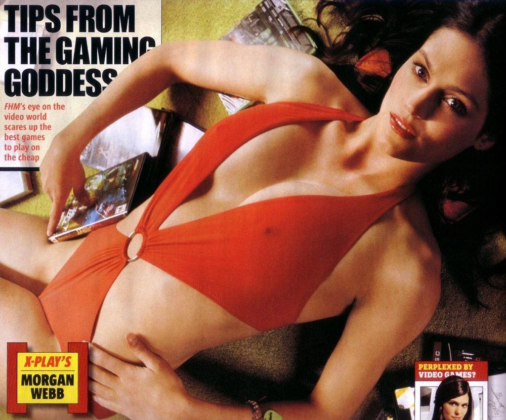 Morgan Webb Sexy Collection (14 Photos + Video)