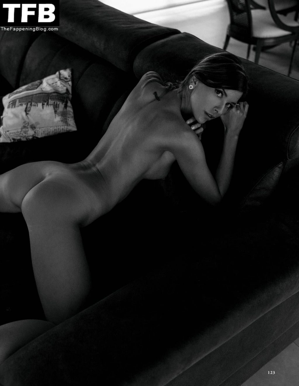 Sara Perez Poses Nude For Playboy (8 Photos)