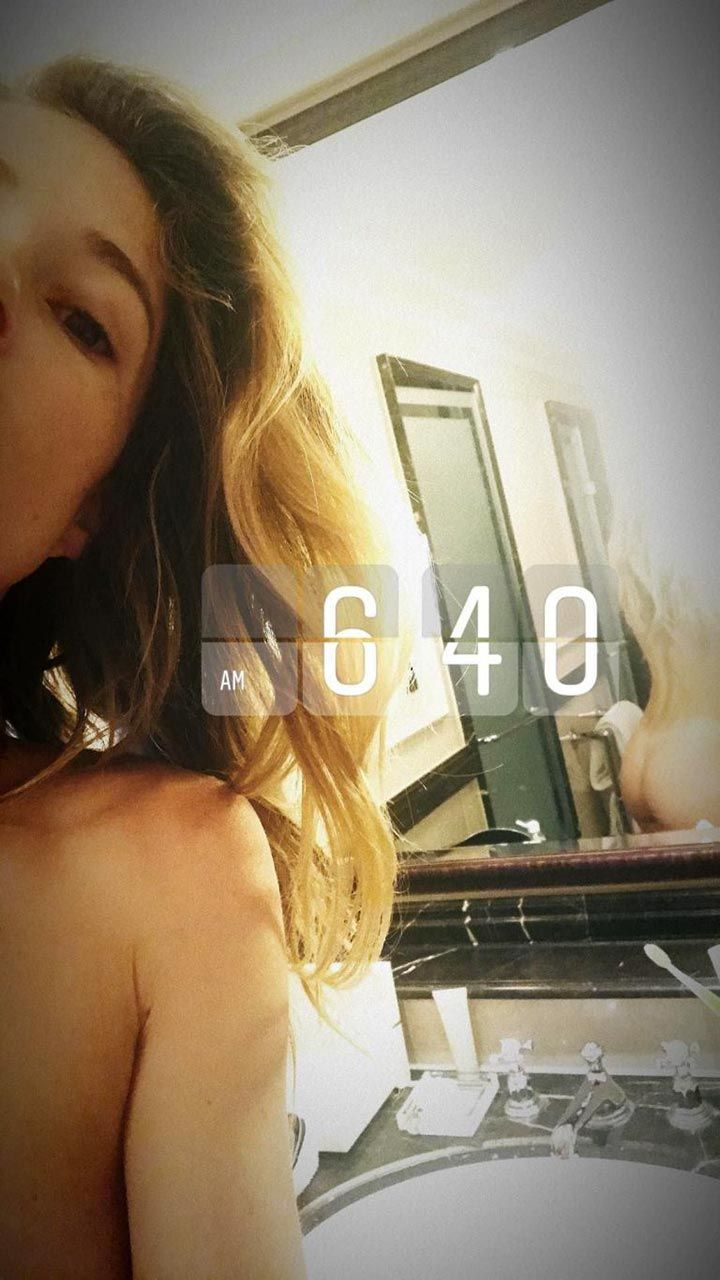 Doutzen Kroes Nude Sexy Leaked 3