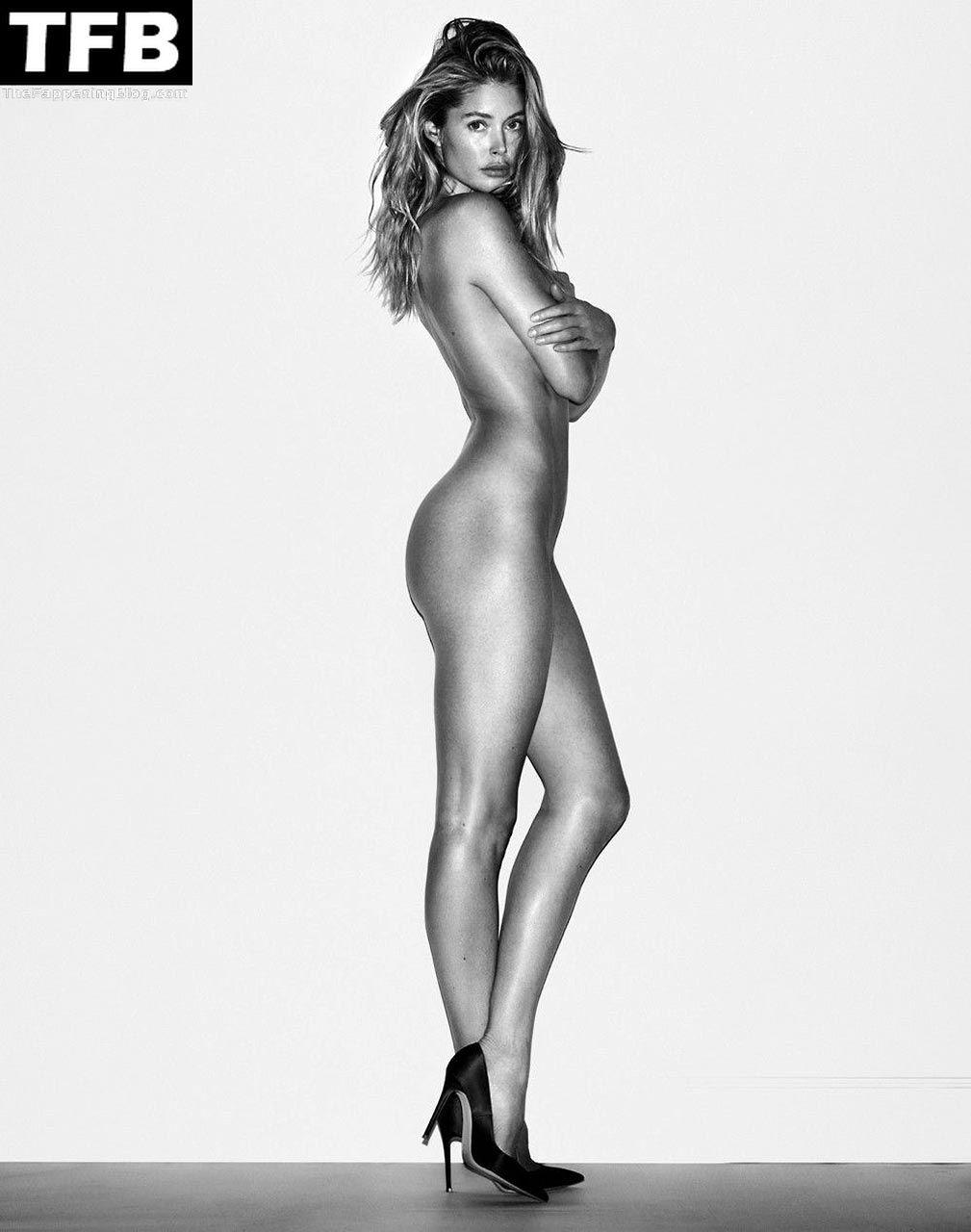 Doutzen Kroes Nude Sexy Leaked 38