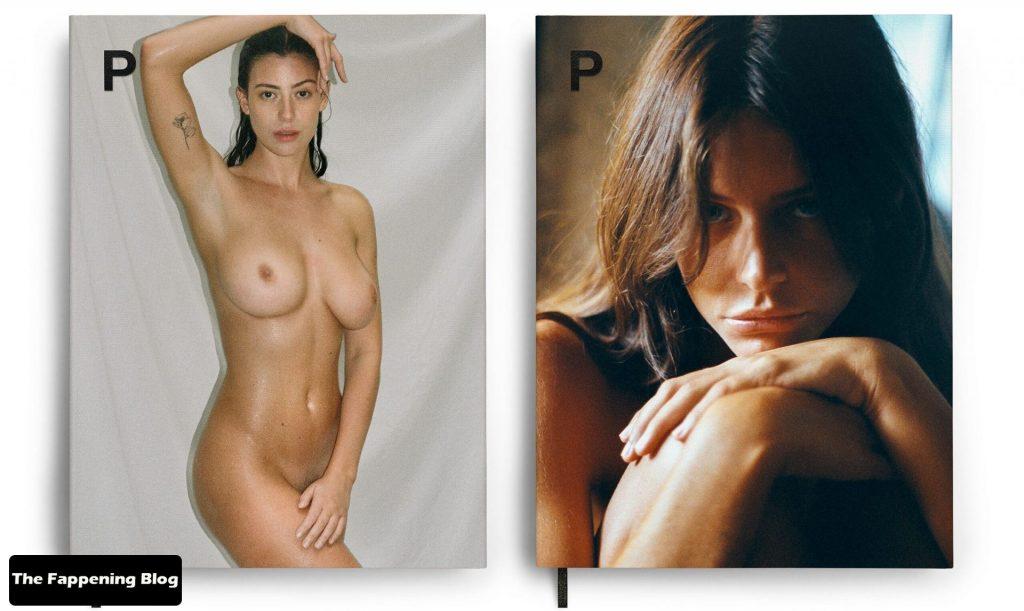 Alejandra Guilmant Nude – P Magazine (3 Photos)