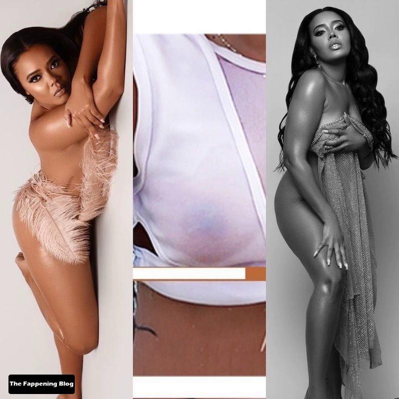 Angela Simmons Sexy Collection (59 Photos)