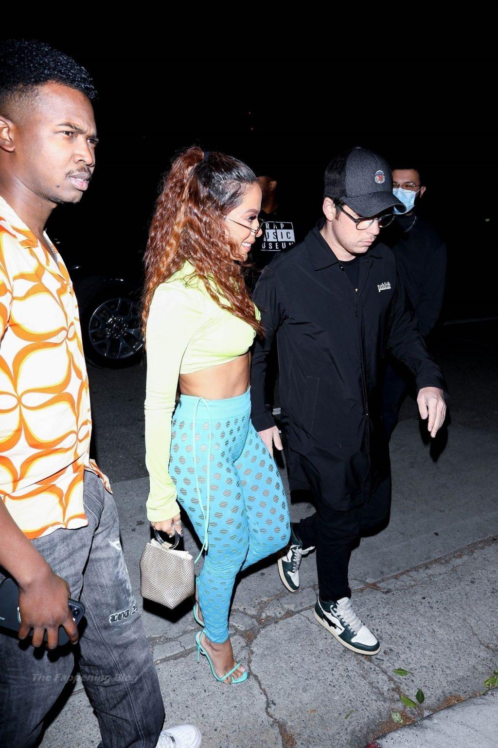 Anitta Strikes a Pose at Cardi B's 29th Birthday Party (15 Photos)