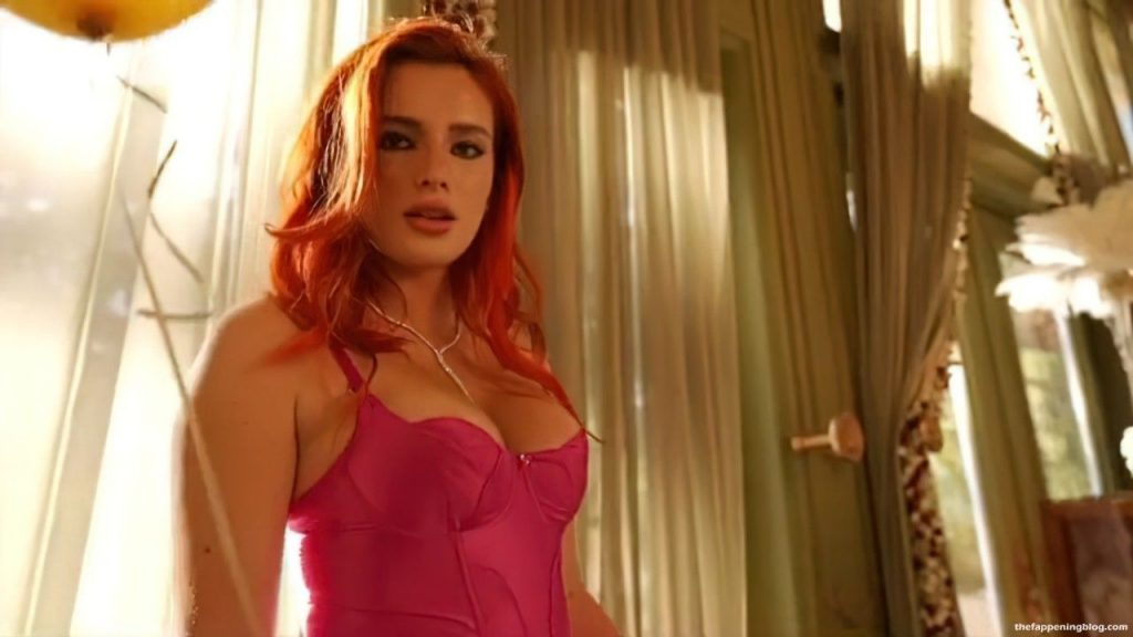 Bella Thorne Shows Her Beautiful Ass and Boobs on Her Birthday (13 Pics + Video)