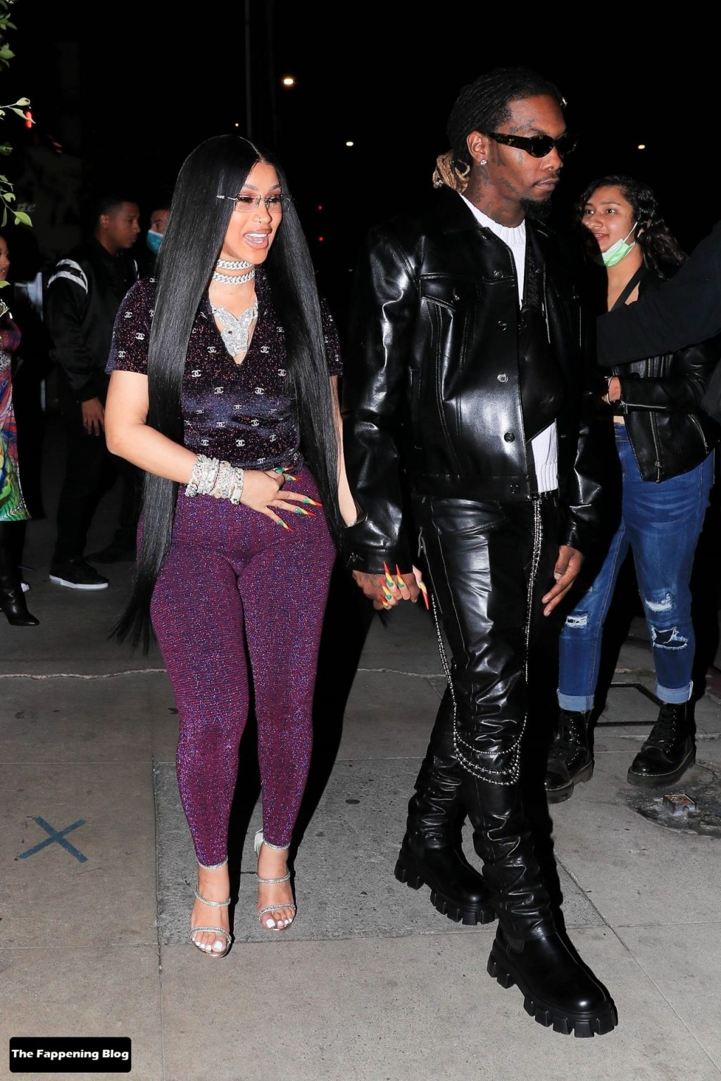 Cardi B Steps Out in Style as She Celebrates Her 29th Birthday With Offset (158 Photos)