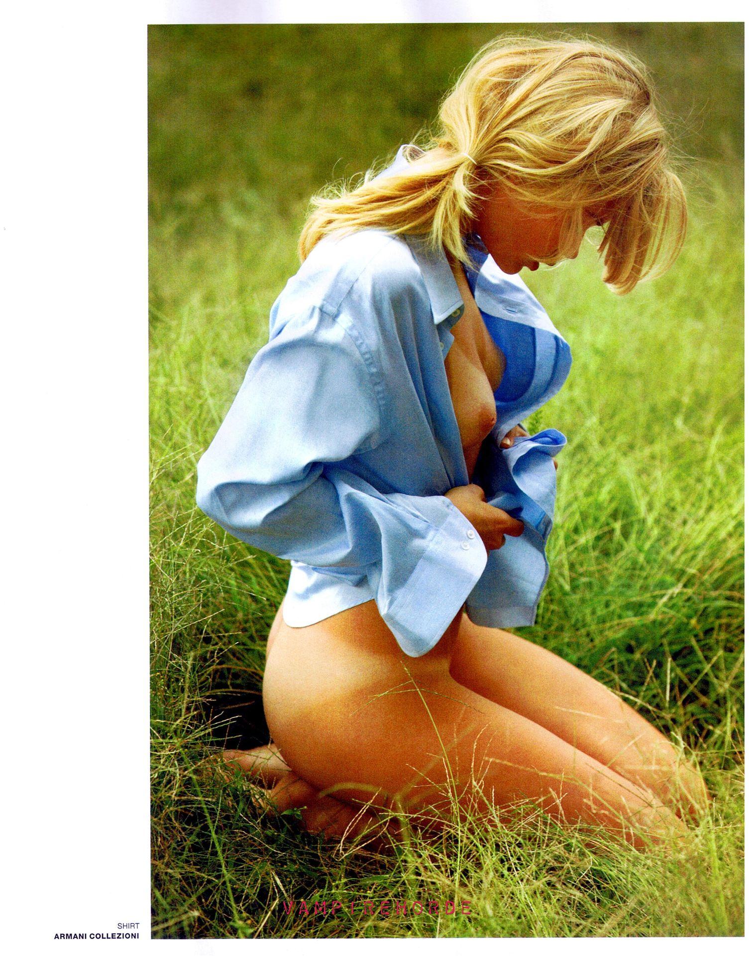 Doutzen Kroes Nude Sexy Leaked 113
