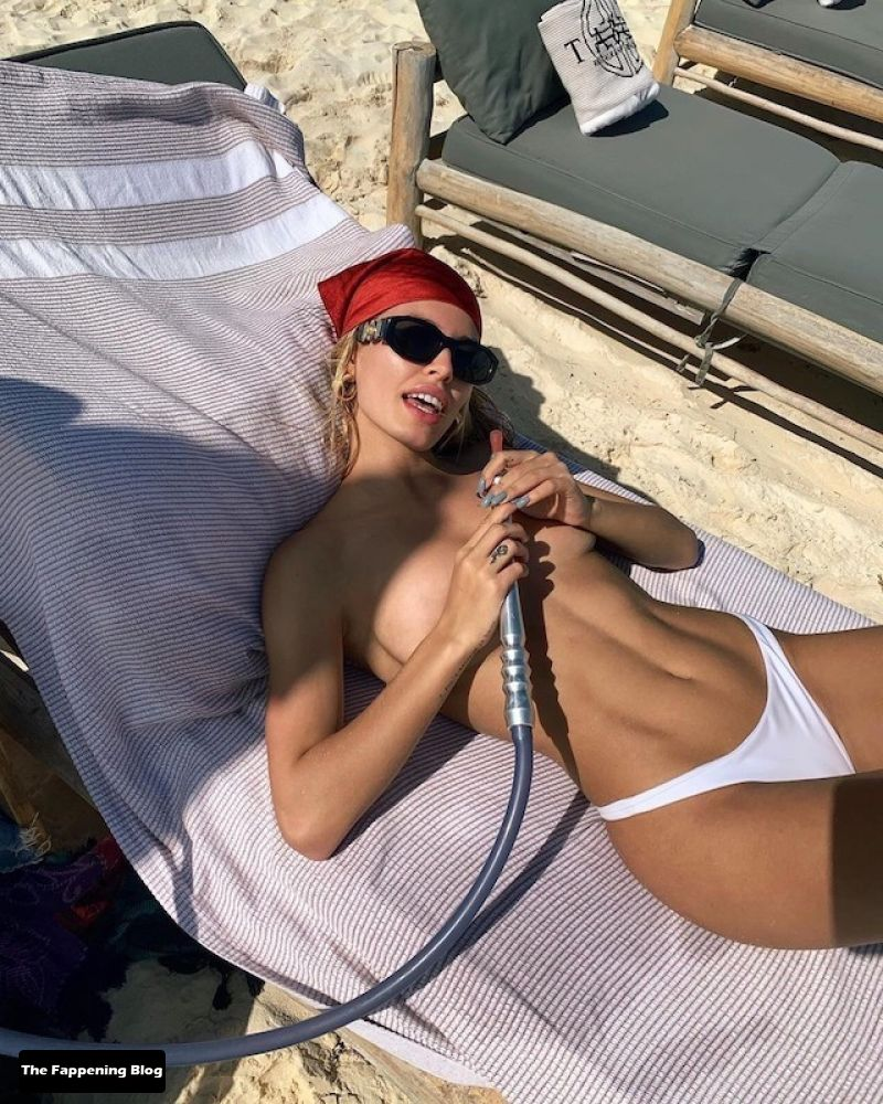 Jessica Goicoechea Nude & Sexy Collection (108 Photos)