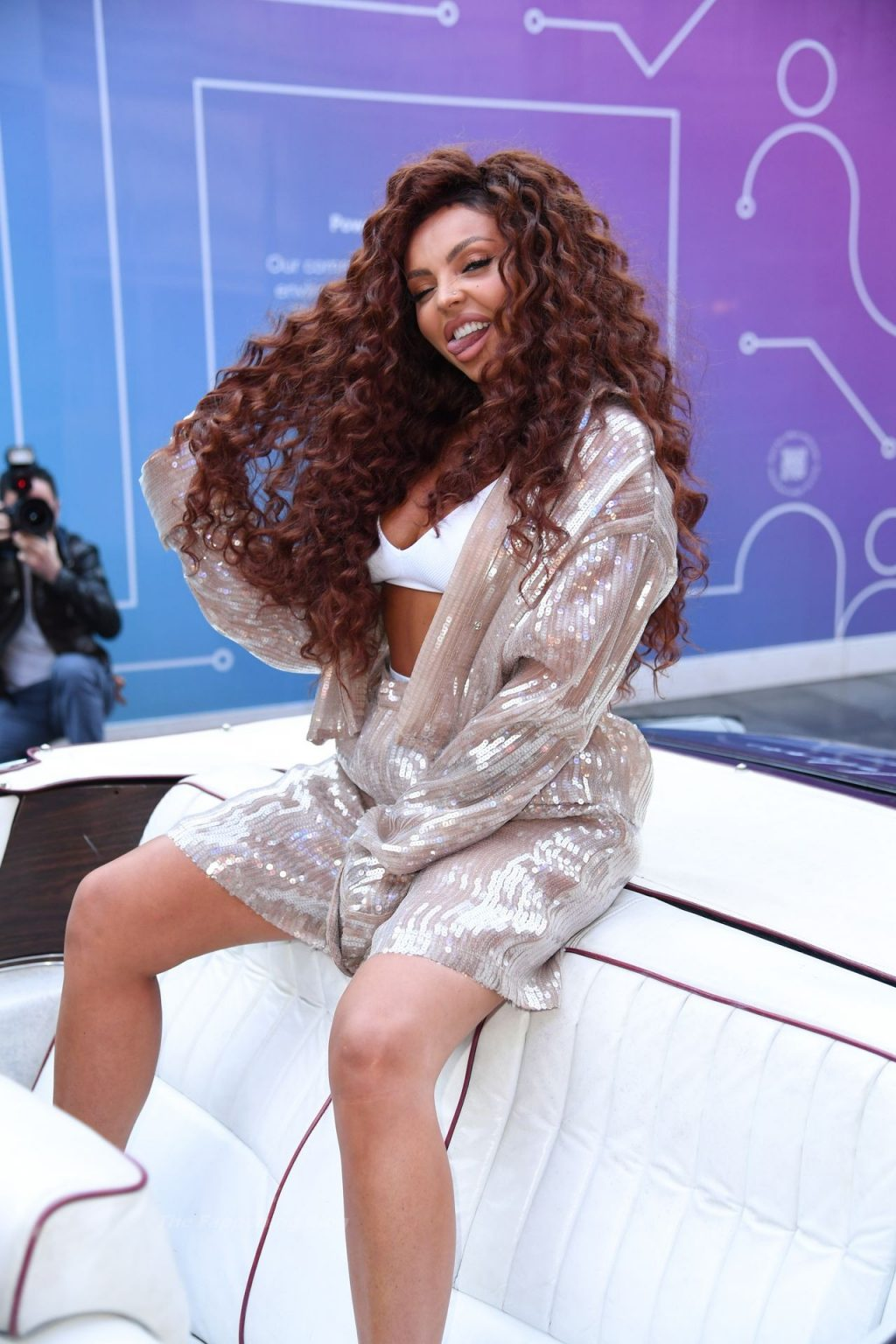 Jesy Nelson Looks Hot in a Revealing Outfit After Releasing Her First Solo Single (139 Photos)