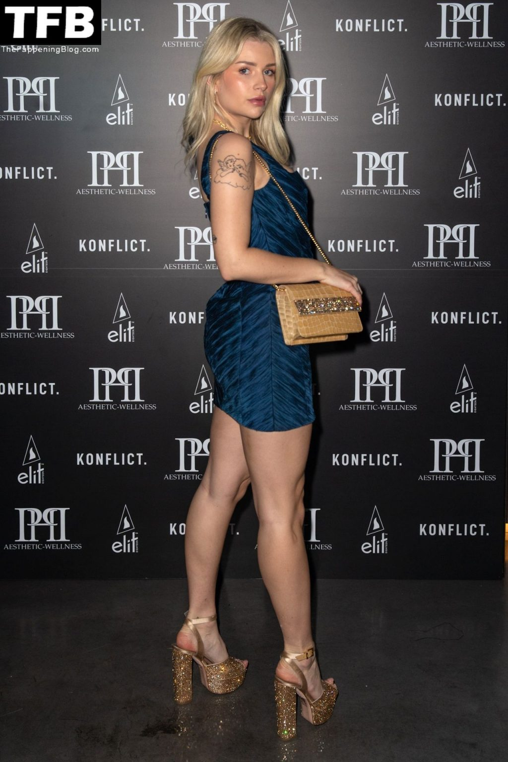 Lottie Moss Shows Off Her Sexy Legs at The 'A Taste of The Capital' Party in London (30 Photos)