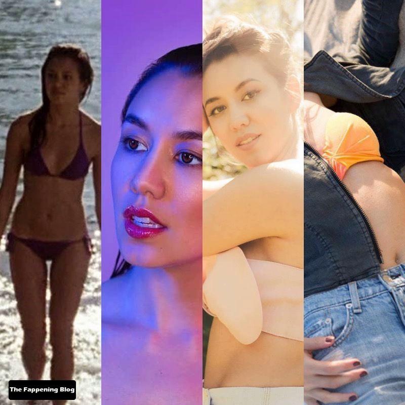 Luisa D'Oliveira Sexy Collection (27 Photos + Video)