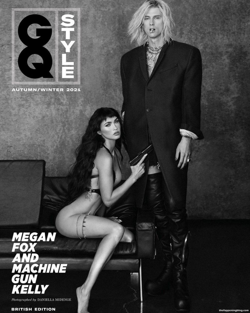 Megan Fox Sexy (12 Photos + Video)