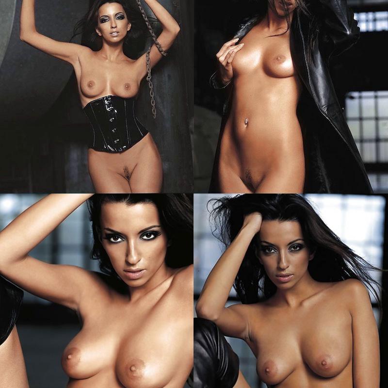 Nicole da Silva Nude Collection (70 Photos)