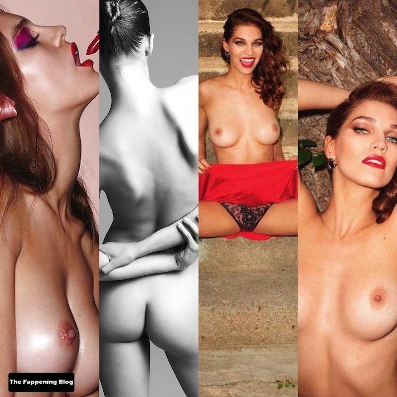 Samantha Gradoville Nude