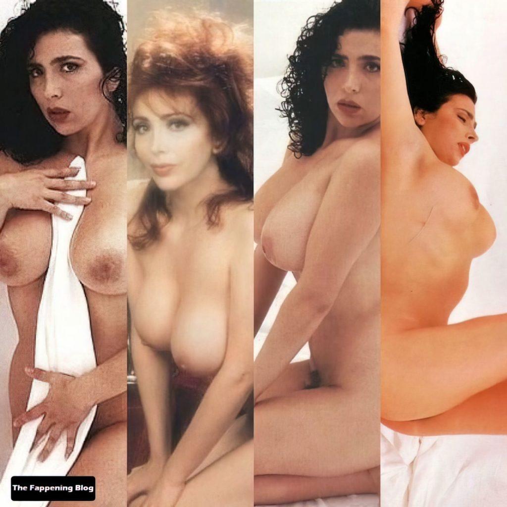 Sonia Grey Nude