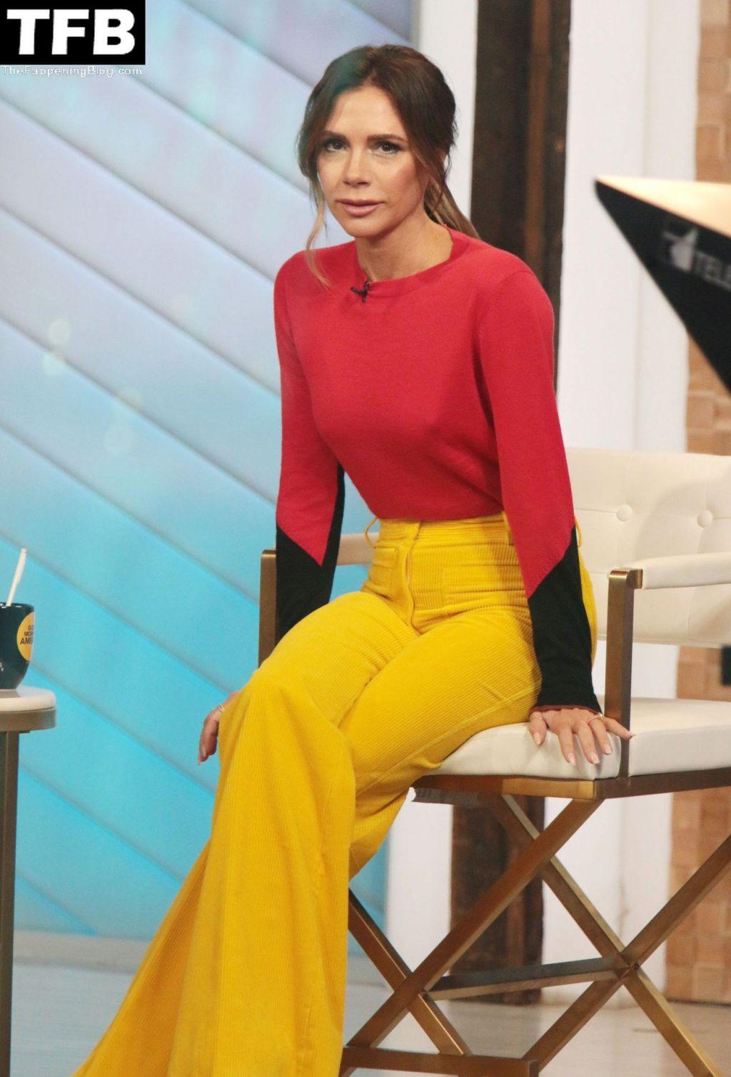 Victoria Beckham Looks Stylish in NYC (75 Photos)