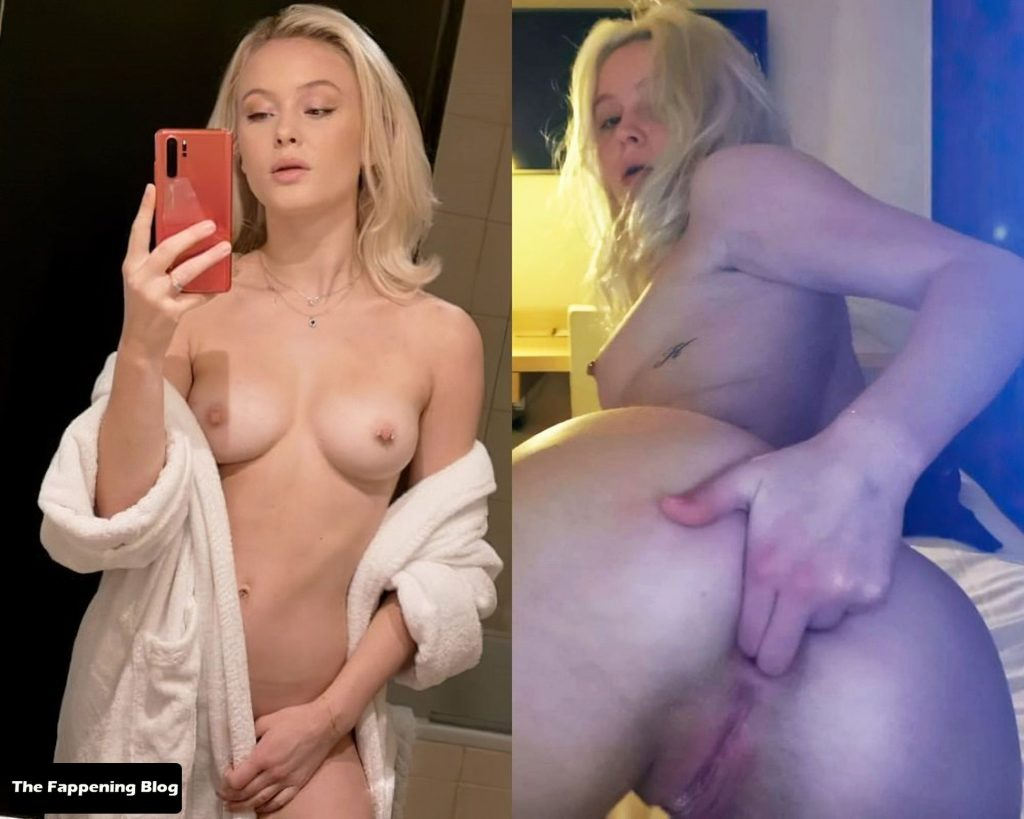 Zara Larsson Nude Leaked The Fappening (40 Photos) [Updated]