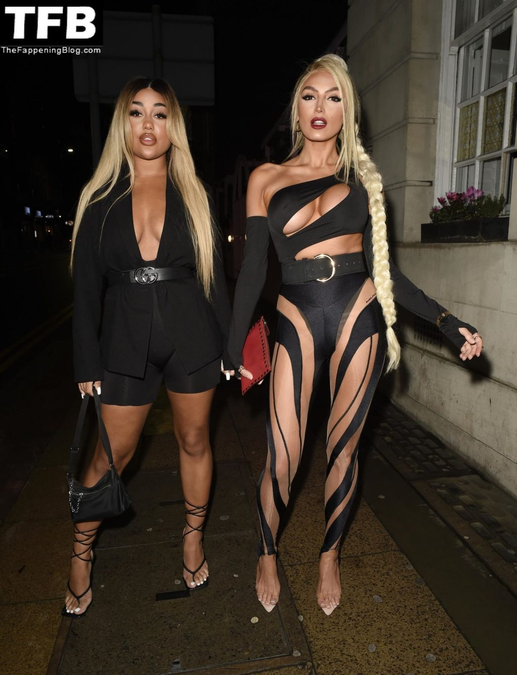 ZaraLena Jackson & Marlie Lewis Look Hot at Boujee in Manchester (31 Photos)