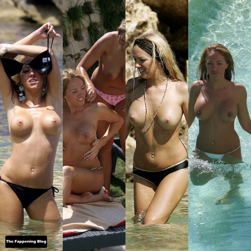 aisleyne-horgan-wallace Nude