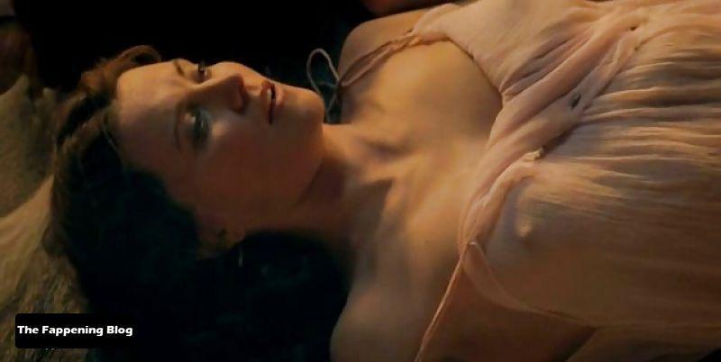 Jaime Murray Nude & Sexy Collection (38 Photos + Videos)