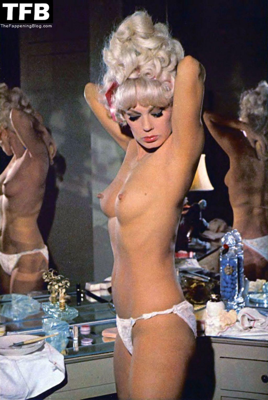 Mamie Van Doren Nude Collection (5 Pics + Videos)