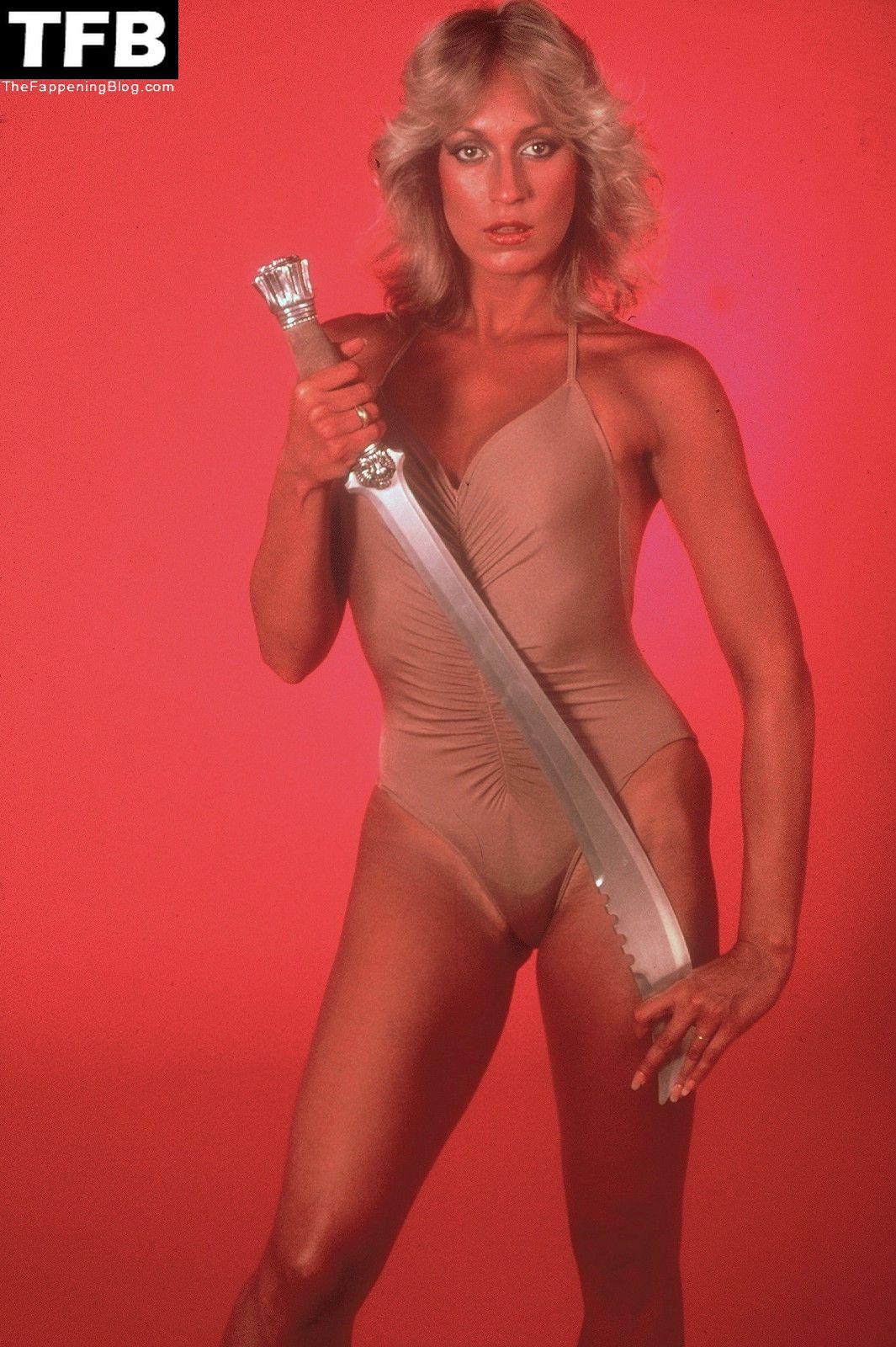 Sandahl Bergman Nude Sexy 1