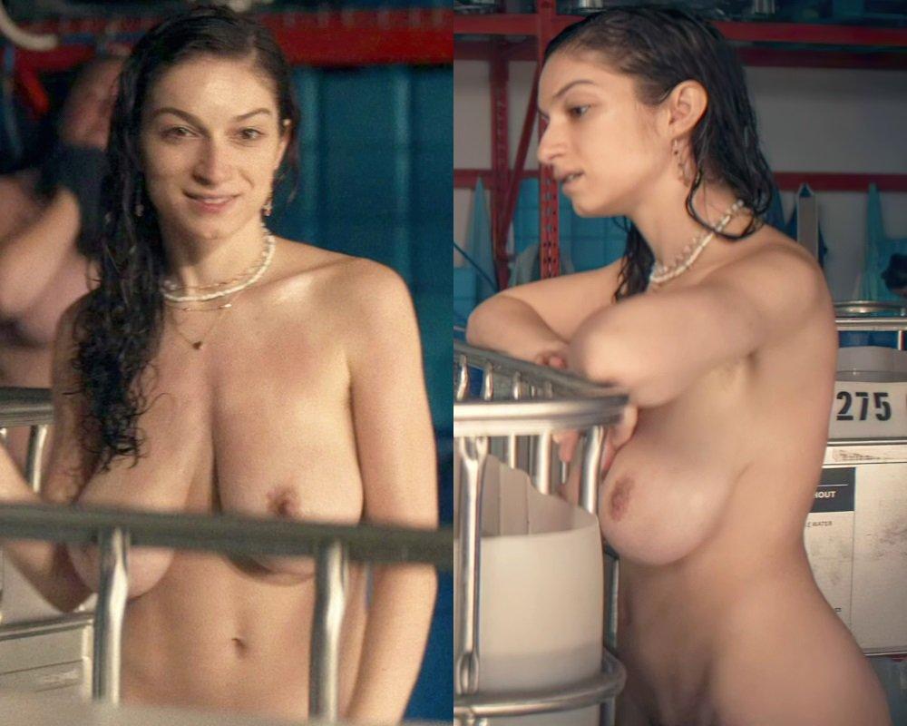 Sydney Meyer Nude