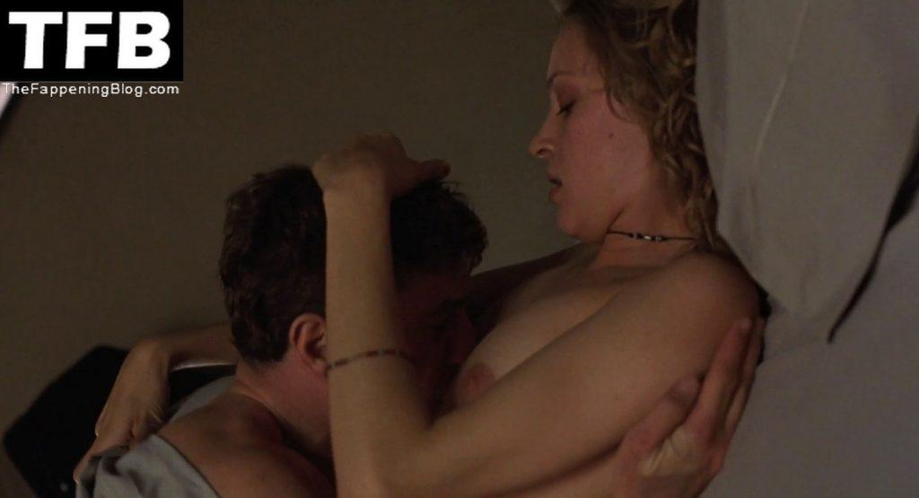 Uma Thurman Nude (4 Pics + Videos)